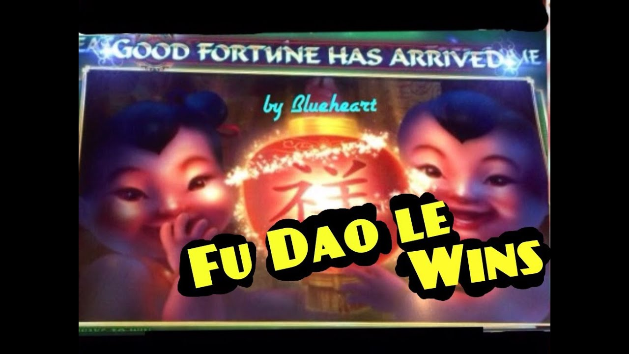 fu dao le slot machine game