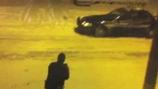 Repeat youtube video Cleveland Police in Snowball Fight