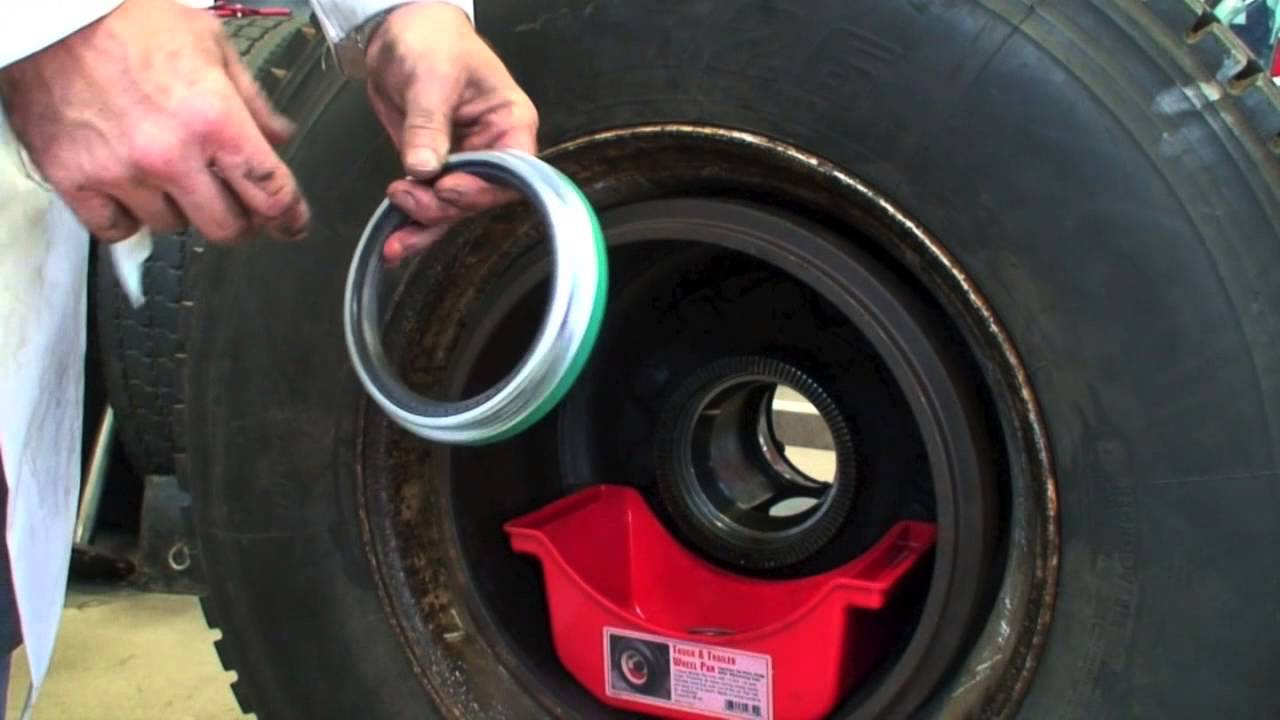 Part 5 Wheel Seal Removal Installation and Bearing Removal  YouTube