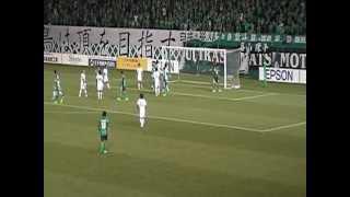 24分:松本山雅FC 28 飯尾 和也.
