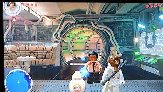 lego star wars the force awakens short film [game]