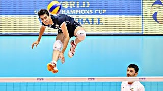KINGS Of Vertical Jump | Volleyball | (HD)
