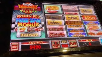 HUGE WINS at Jenna Choctaw Pines Casino Alexandria, Louisiana (Caught by Security)