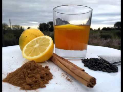 Infusion de limon canela y te verde para un vientre plano - Tips de felicidad
