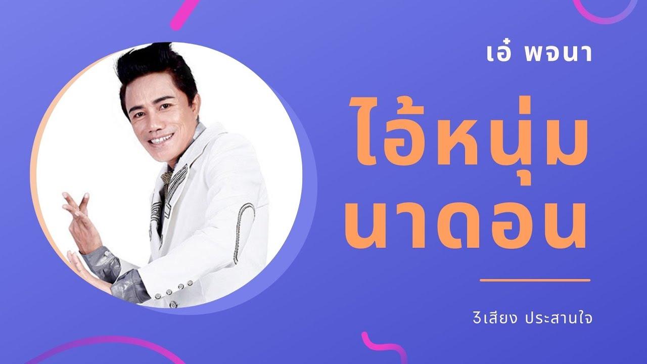 ไอ้หนุ่มนาดอน - เอ๋ พจนา (Official MV&Karaoke)