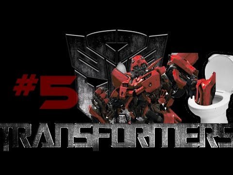 Griff ins Klo??????!!!!!!!/Let´s Play Transformers #5(1080p)