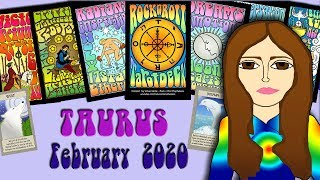 TAURUS FEBRUARY 2020 Savor your Life! psychic reading forecast predictions