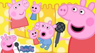 Finger Family Collection   Peppa Pig Songs   Peppa Pig Nursery Rhymes & Kids Songs