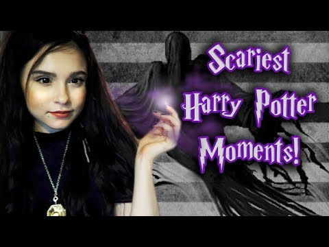 Top 10 Scariest Harry Potter Moments!