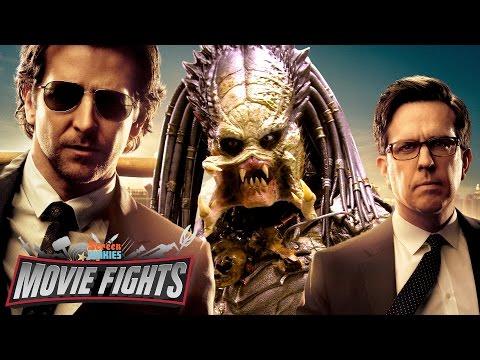 Improve a Movie By Adding Predator! - MOVIE FIGHTS!!