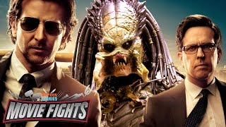 Improve a Movie By Adding Predator!   MOVIE FIGHTS!!