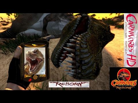 Carnivores Dinosaur Hunter Reborn [All Dinosaurs Killed]