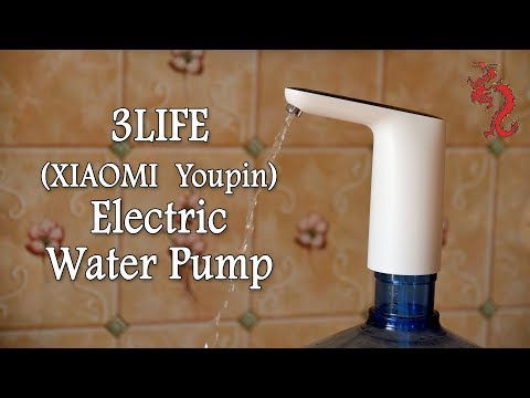 3LIFE XIAOMI Youpin  Electric Water Pump // Помпа для воды от Xiaomi