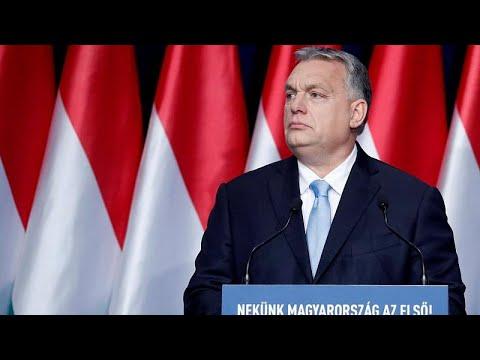 أوربان وحزبه اليميني يواجهان إمكانية الطرد من كتلة المحافظين في البرلمان الأوروبي…  - نشر قبل 31 دقيقة