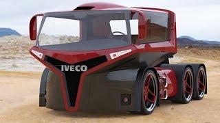 5 LKW's und Busse der Zukunft - die Du kennen solltest!