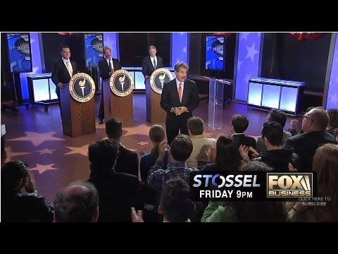 PROMO: Libertarian Presidential Forum