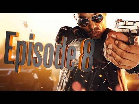 Battlefield Hardline Gameplay Walkthrough Episode 8 - Mission 8 - Sovereign Land [BFH]