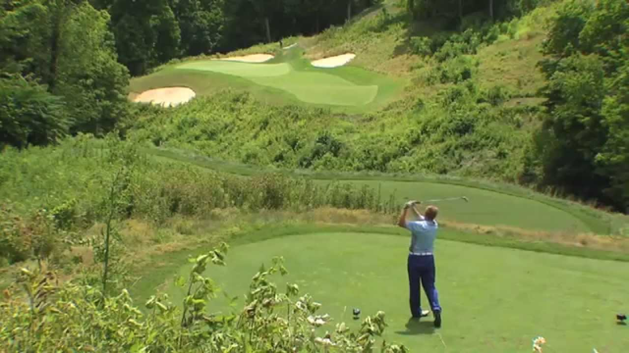 18 Holes with Jimmy Hanlin Olde Stonewall - YouTube