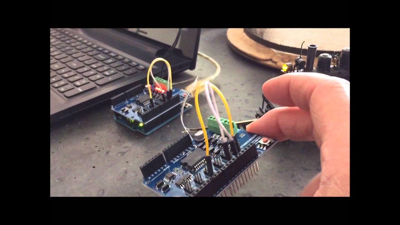 Arduino DCC control - Model Train Forum - the complete model train
