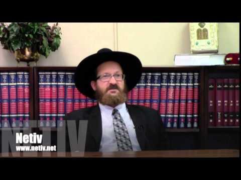Conversion: Rabbi Zalman Weiss
