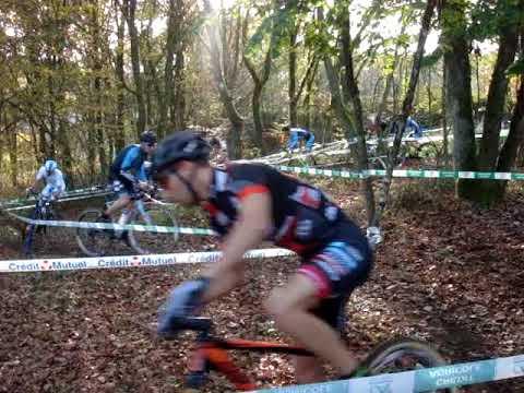 VS Spinalien : Cyclo-cross d'Épinal, Championnat des Vosges