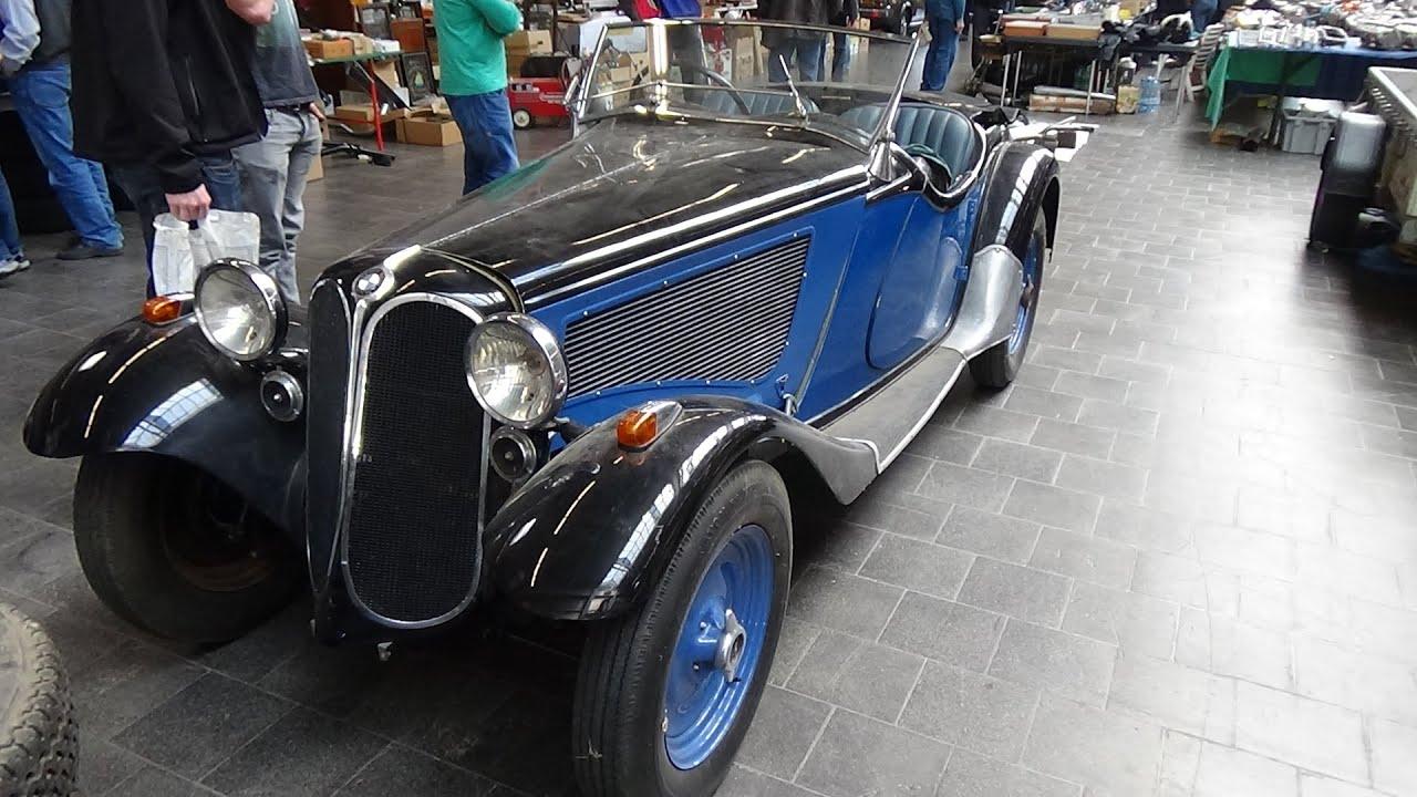 1935 - 1936 - Frazer Nash BMW 319 - Exterior and Interior ...