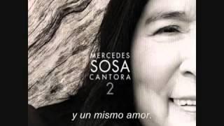 Jamas te olvidare Mercedes sosa y Marcela Morelo subtitulos