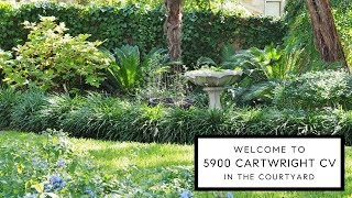 5900 Cartwright Cove Austin TX is now for sale