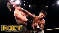 Drew Gulak vs. Lio Rush – NXT Cruiserweight Championship Match: WWE NXT, Oct. 9, 2019