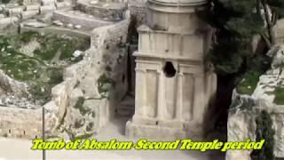 קברי עמק יהושפט, קדרון, ירושלים - יד אבשלום, זכריה ועוד