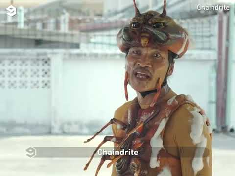 DZL - The most dramatic pest control commercial in the world comes from Thailand