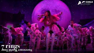 Ariana Grande - 7 rings (sweetener ...