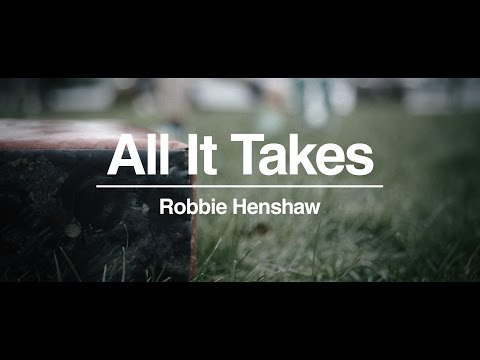 Robbie Henshaw stars in #AllitTakes is Everything