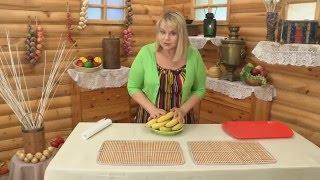 видео Как правильно хранить бананы