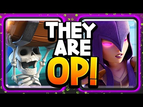 #1 in the WORLD w/ New WITCH + WALL BREAKER cycle deck!? #BUFFED