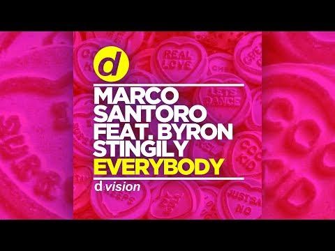 Marco Santoro feat. Byron Stingily - Everybody [Official]