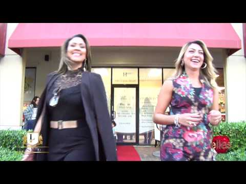 LUXUS MED SPA - Grand Opening - ELLAS TV - Aerial - Intro - Coconut Creek, FL
