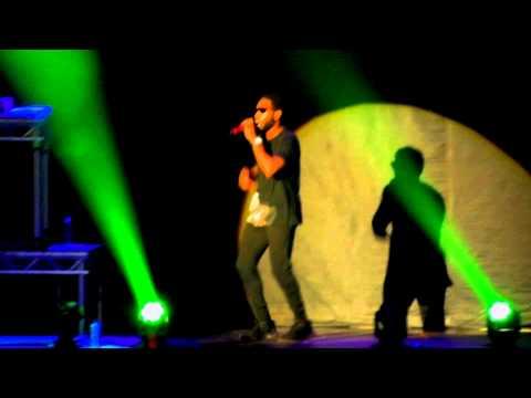 Tinie Tempah - Lotto Arena - Miami 2 Ibiza
