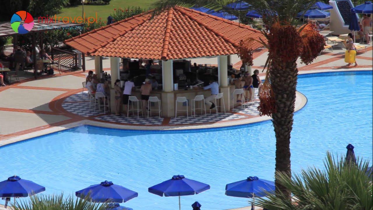 Rodos Princess Beach Hotel On The Beach