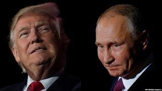 Америка – Россия: большой «троллинг» | Радио Донбасс.Реалии