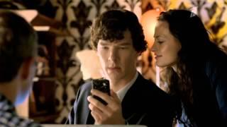 Sherlock & Irene Adler - Паранойя