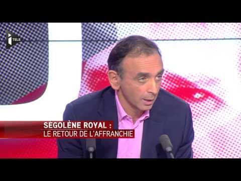 """Ségolène Royal est là parce que """"Valérie Trierweiler s'est fait lourder"""""""