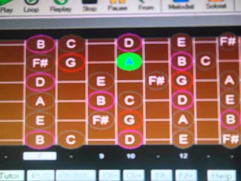 Lesson Sabor A Mi for easy guitar - YouTube