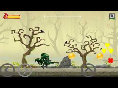 Zombie attack 2 (Android) - gameplay.