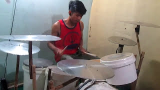 Blink 182   Dogs Eating Dogs  Drum Cover by Janu Fitriadi DRUMS ONLY