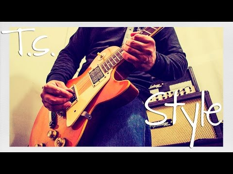 Taylor Swift - Style   Electric Guitar Cover (Instrumental)