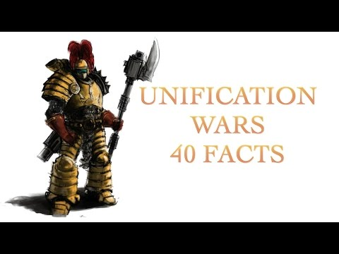 40 Facts and Lore about the Unification Wars Warhammer 40k