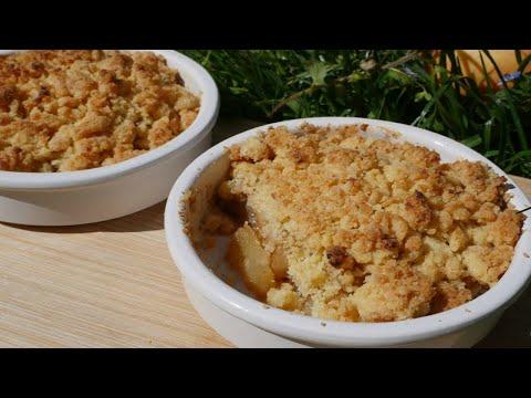 crumble-aux-pommes-🍎🍏-sans-gluten-de-cyril-ligniac