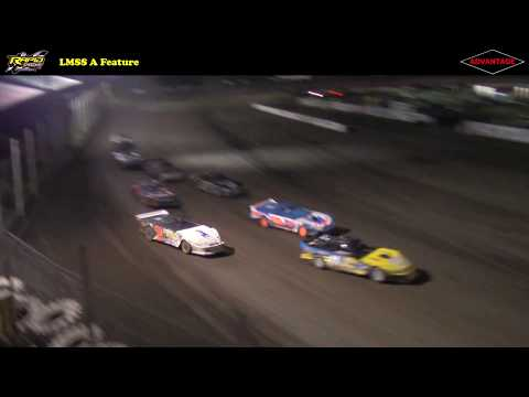 Late Model Street Stock -- 9/15/17 -- Rapid Speedway Nationals Night 1