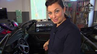 Projekt Erdbeerkörbchen: VW Golf 1 Sportline